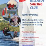 Taster Evening – Thursday 2nd June