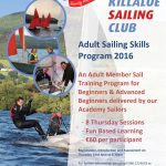 Adult Sailing Skills Program 2016