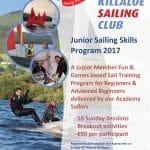 Junior Sailing Skills Program 2017