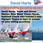 """David Harte """"Is there anything you want to ask me?"""""""