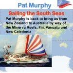Pat Murphy – Sailing the South Seas