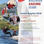Junior Regatta 2018 – NoR & Entry Form