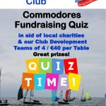 Commodores Fundraising Quiz Friday 8th March